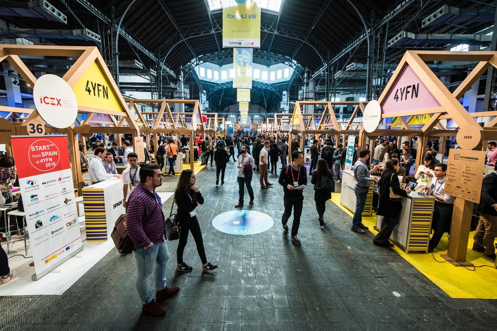 Las 5 startups que no puedes perder de vista en el 4YFN 2019