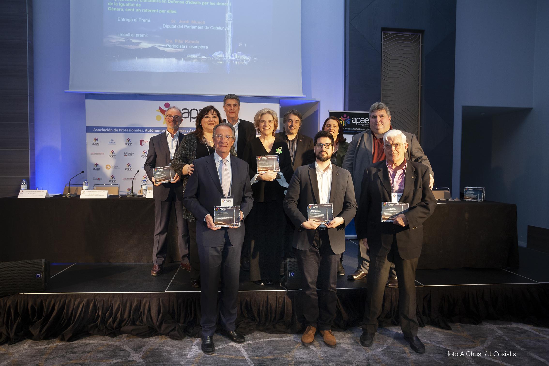 Nuestra capacidad de innovación reconocida por la Asociación de Profesionales Autónomos y Empresas