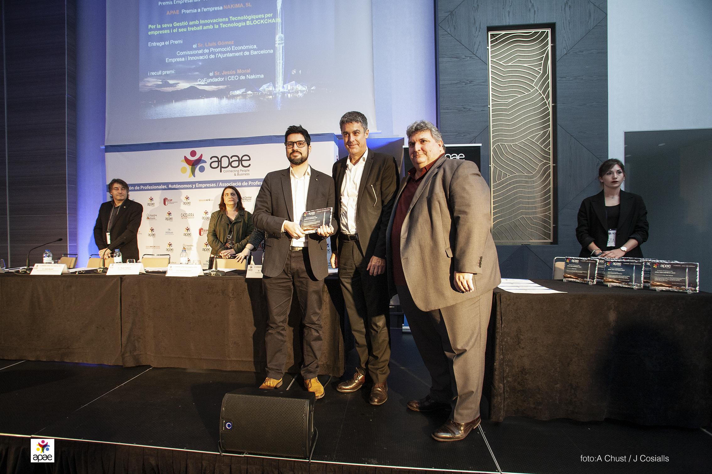 """Premio APAE """"Fem empresa"""""""